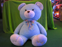 Teddy Bear with scarf lovely plush toy