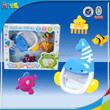 New summer toy for 2014 kids whale net bath toy