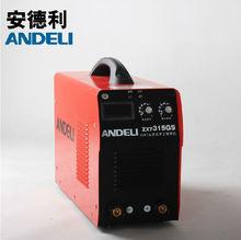 Inversor MMA ZX7-315 Gdc inversor de los hogares de doble tensión de arco eléctrico de la máquina de soldadura de 220V / 380V