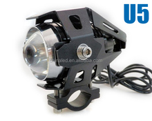 Super Bright U5 With Lens 6000K 12V LED U5 Moto LED