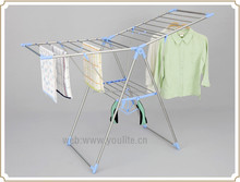 New design collapsible balcony clothes airer