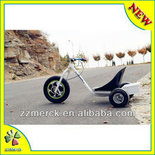 Electric Drift Tricycle Designed for Drifting