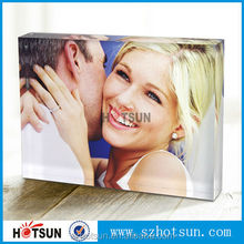 Popular Square Supply All Kind Of Love Wedding Acrylic Photo Frame