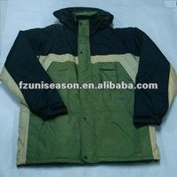 Mens winter sports outdoor trekking jacket