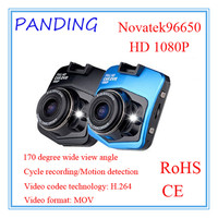 CE Certification 1080P dash cam car black box