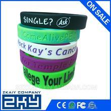 Bracelet I Promise by LeBron James, 2015 Fashion Silicone Bracelet, Wholesale Sport Bracelets Bangles silicon Wristband