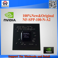 100% new Integrated chipset with Lead-free solder ball for NF-SPP-100-N-A2