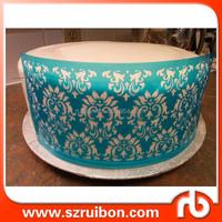 Custom plastic stencil for cake making art stencil for scrapbook kit