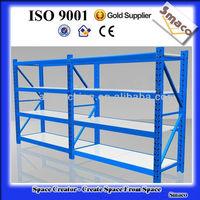 2000*500*2000mm, 4 levels, light duty metal shelving (SM-0694)