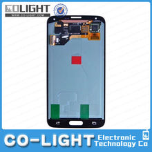 wholesale price mobile phone spare part lcd screen for samsung galaxy s5 full test touch screen display