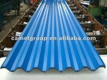HOT Corrugated roofing sheet/ zinc aluminum roofing sheet/ metal roof