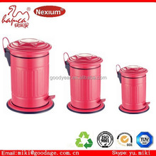 30L Round Color Codes for Waste Bins