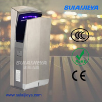 new design stainless steel dual jet electric hand dryer J5200
