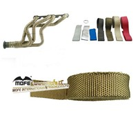 Guangzhou MOFE 50mm Ceramic Exhaust Wrap/Thermo bandage for Car and motorcycle