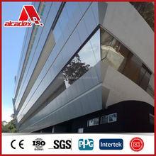 Aluminum Cladding Panel Composite Sheet ACP Plastic Indoor Decorative Made in Foshan