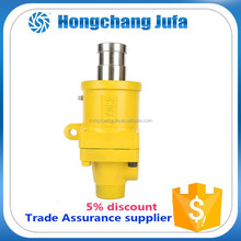 mechanical flange adaptor rotary system pipe fittings hydraulic rotary swivel union