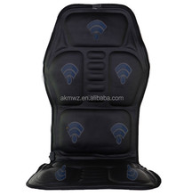 vibration car back massage seat cushion with CE, ROHS