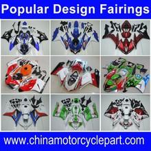 FFKYA001 China Fairings Motorcycle For R1 1998 1999 Gold Black White Popular Design Fairings