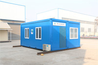 Neopor ECO Friendly Kit sound insulation welldesigned used office container for sale