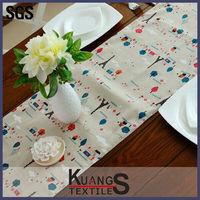 hot sale new design modern cute and lovely western banquet tablecloths for wedding sale
