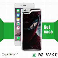 Wholesale alibaba new beautiful gel mobile phone case maker