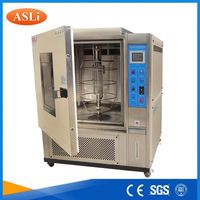 China Top Factory xenon accelerated weathering test machine (ASLi Brand)