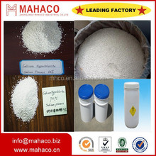 msds calcium hypochlorite sterilize drinking water and swimming pool