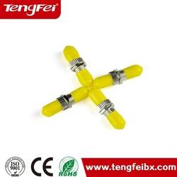 manufacture /APC simplex fiber optic adapter , fiber optic adapter/coupler