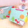 cute print small gifts paper bag/diy paper bag