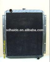 Water/oil filled radiator for excavator Kobelco,Sumitomo,Kato/Volvo