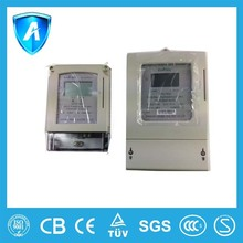china supplier Electric energy Meter KWH single phase prepaid smart meter