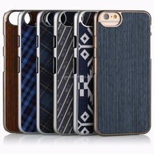 Superior NCVM Tech phones fabric case for iphone 6 , Customize pattern / logo