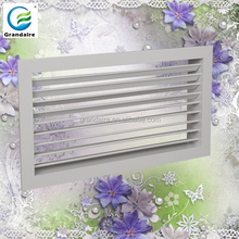 Good Quality Aluminum Single deflection supply air return grille