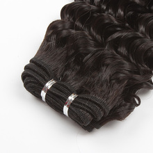 2015 high quality full lace deep wig, human hair curly wigs