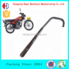 high performnce carbon fiber CG125 muffler for honda exhaust