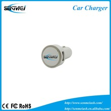 High Efficiency 5v 2.1a car battery charger, dual usb car charger,car usb charger For Iphone