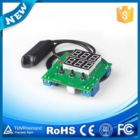 Industrial Aquarium Differential Temperature Humidity Controller