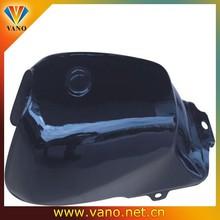 Black motorcycle oem big capacity plastic fuel tank