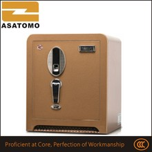Hot selling hotel safe box for hotel room with laptop size Fingerprint safe used for Hotel or family