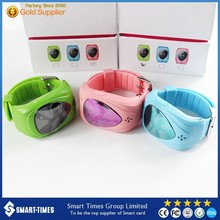 [Smart-Times] Useful and Colorful Waterproof GPS Smart Watch for Children Tracker