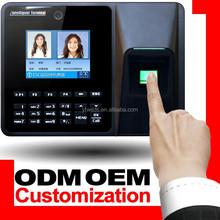 OEM & ODM Biometric Time Attendance Machine