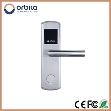 security digital hotel gate lock Intelligent electronic rfid hotel door lock