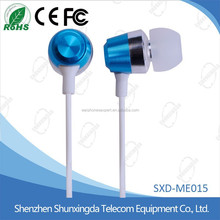 best selling metal earphone for cell phone