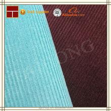 Free sample 100% cotton corduroy fabric