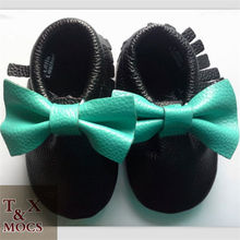 wholesale italian ladies shoes soft leather baby moccasin shoes for us