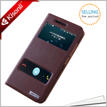 Factory Crafted Leather Flip Case For Huawei Honor Holly/3C