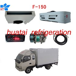 roof mounted F-150 transport refrigeration small units for trucks cooling system