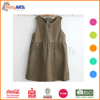 reusable cotton lady apron
