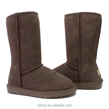 Classic sheep wool brand name women winter boots