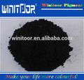 cor preta de cerâmica do pigmento